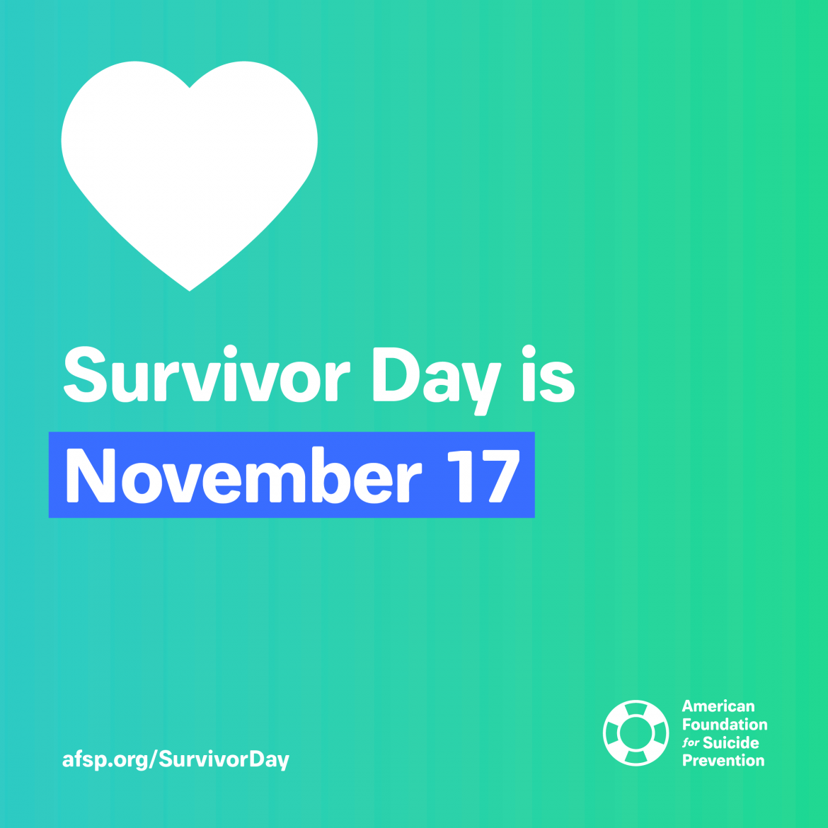 Survivor Day 2018