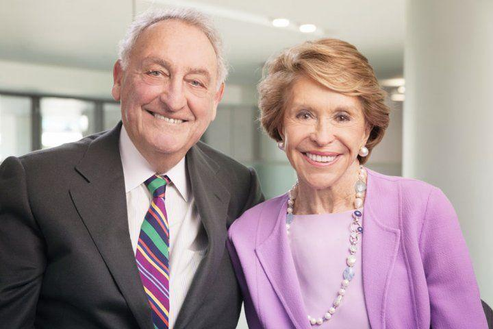 "Sanford I. ""Sandy"" and Joan Weill"