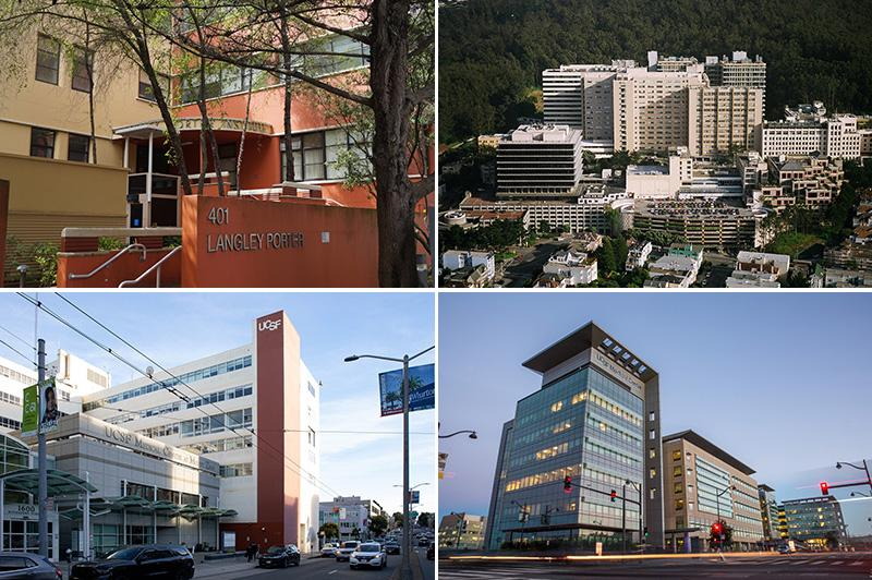 UCSF Medical Center locations
