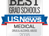 US News Best Grad Schools badge